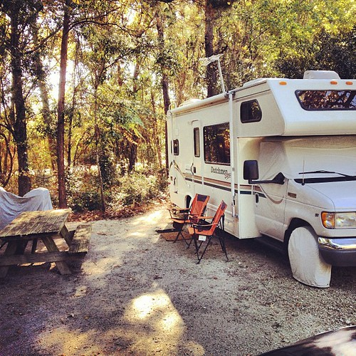 Fall #camping #charleston #jicp #jamesisland