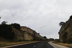 Texas - A Curve on the I10