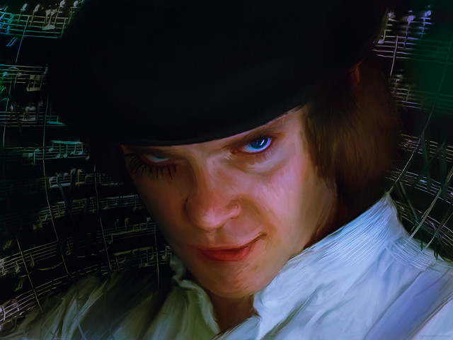 Alex DeLarge (A Clockwork Orange)