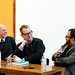 Philip Hensher and Zaved Mahmood chaired by Dr James Hawes
