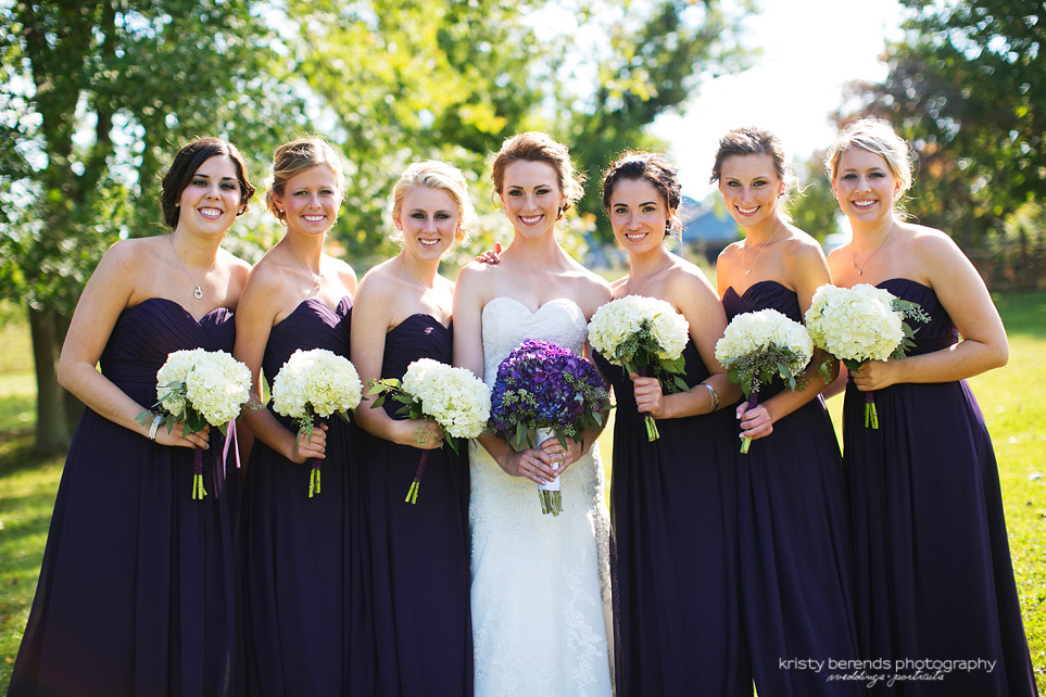 17 Bridesmaids
