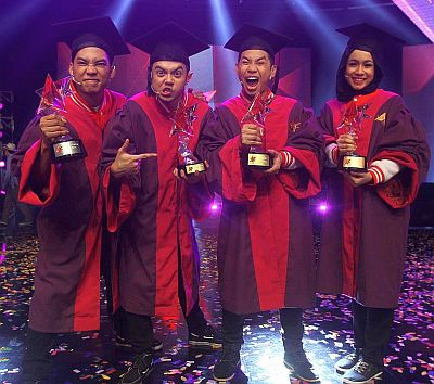 Faizul Juara Akademi Fantasia 2013