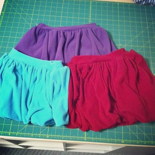 Call Ajaire KCW Fall bubble skirts