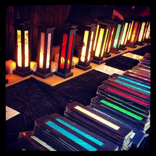 Lámparas orientales! #firamedieval #mercatmedievaldevic #medievalvic las podréis encontrar también en las tiendecitas de Navidad!