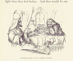 Image taken from page 383 of 'The Marvellous Adventures of Sir John Maundevile ... Edited and ... illustrated by A. Layard. With a preface by J. C. Grant'