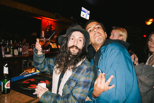 Riley Hawk Birthday & Pro Party @ The Saloon!