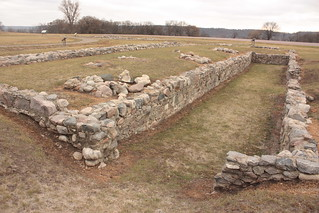 ruins at Fort Ridgely 3