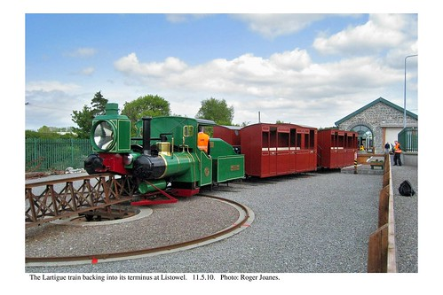 ireland railways listowel
