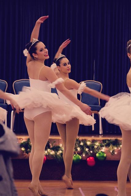 Niece's Ballet