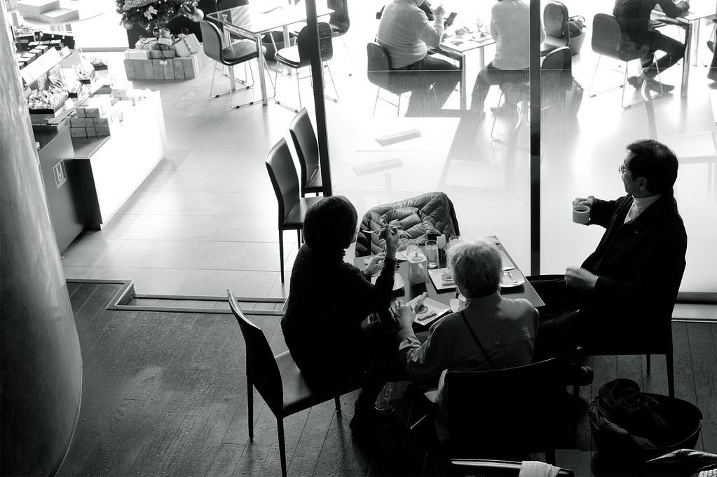 tea time|LE MUSEE DE H