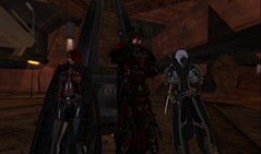 Robes of the Hand in Korriban