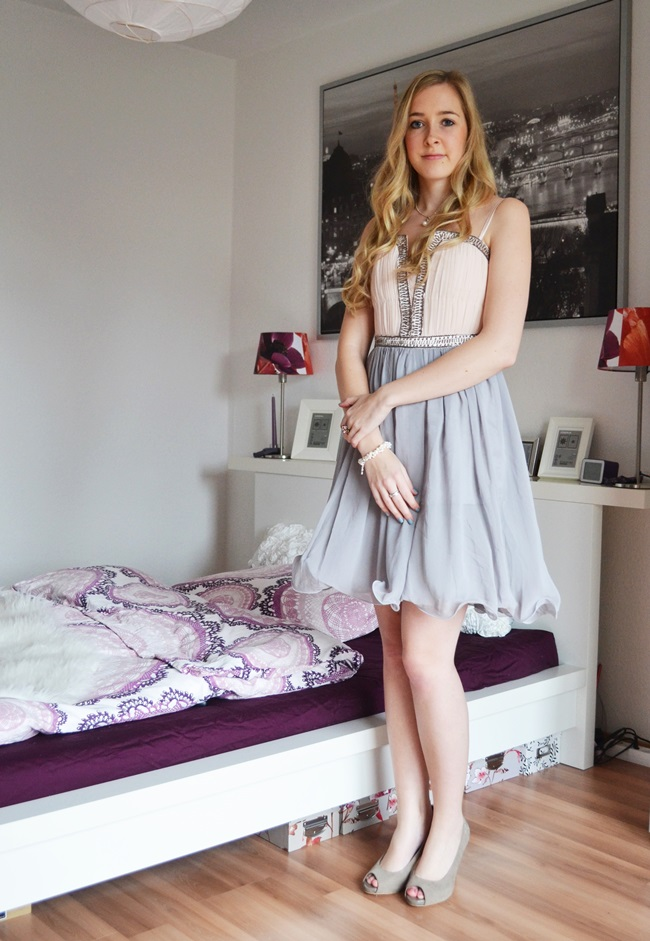 Silvester Blogparade Outfit Kleid (1)