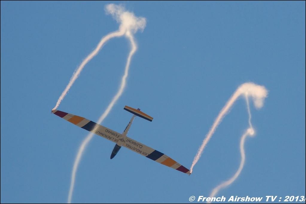 Planeur B4 Pilatus deDenis HARTMANN au Free Flight World Masters Valence 2013, Meeting aerien 2013