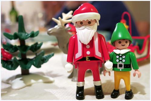 Noticias confirmadas aseguran que Papá Noel ya está en su casa descansando