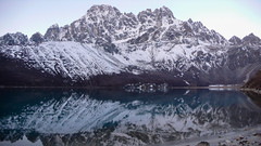 Jezioro Gokyo Lake