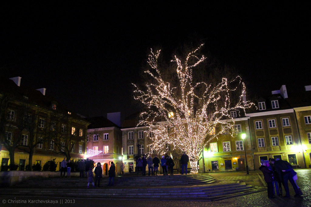 Christmas in Warsaw [13]