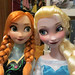 Disney Store Singing Anna and Elsa by scarlett1854