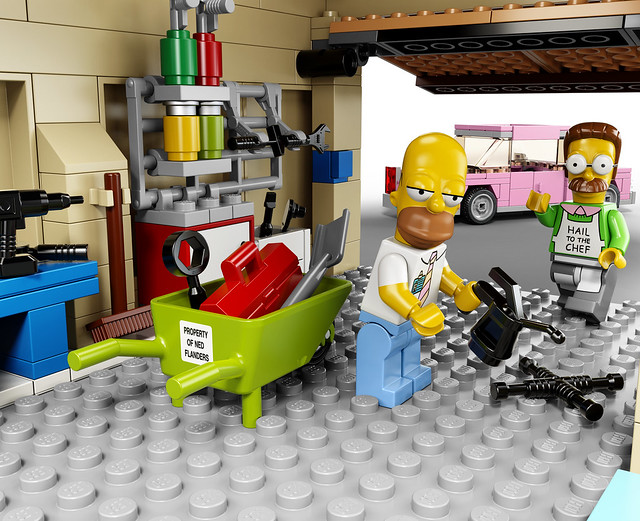 LEGO The Simpsons 71006 - The Simpsons House