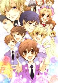 Ouran High School Host Club - Ouran Koukou Hosutobu