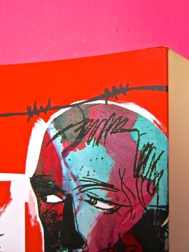 Paradiso amaro, di Tatamkhulu Afrika, Playground 2006. Progetto grafico: Giovanna Durì; impaginazione Cristina Cosi. Copertina, risvolto di cop. (part.), 1