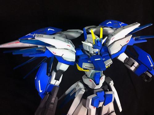 Gundam Age-FX Zephyr สายลมผู้พัดพาปีกแห่งสันติภาพ โดย bangbang04