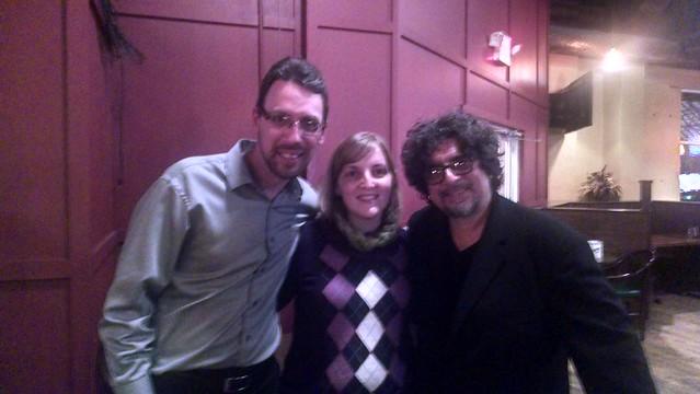 Another especially memorable night with Dan Navarro