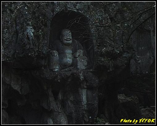 杭州 飛來峰景區 - 011 (飛來峰石雕佛像)