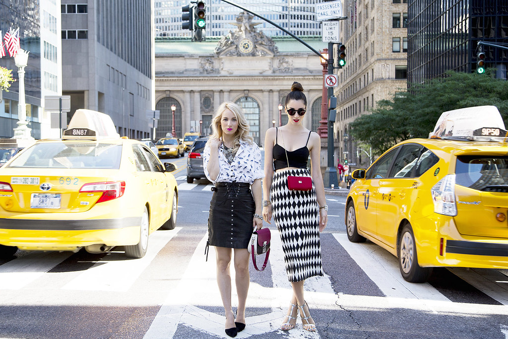 Absoultely Fabulous Street Fashion in New York City