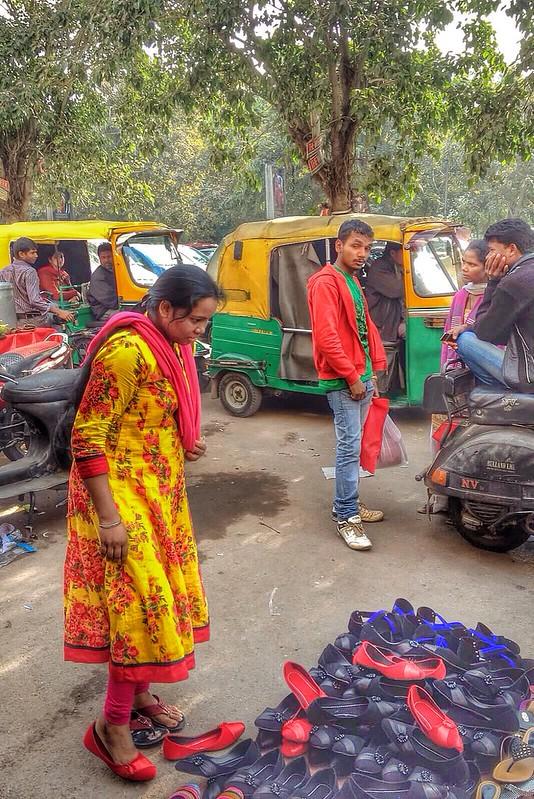 shoe shopping | new delhi.