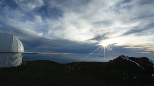 sunset hawaii observatory thebigisland maunakea abovetheclouds mch photosbymch
