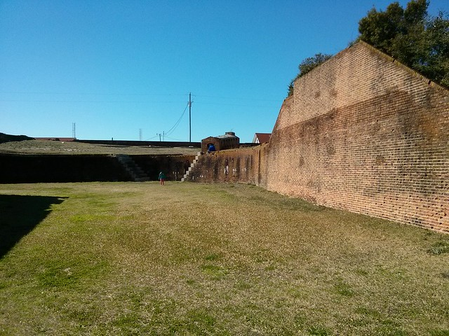 Fort Morgan by CC user bdunnette on Flickr