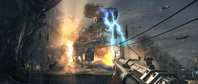 Wolfenstein: The New Order on PS4