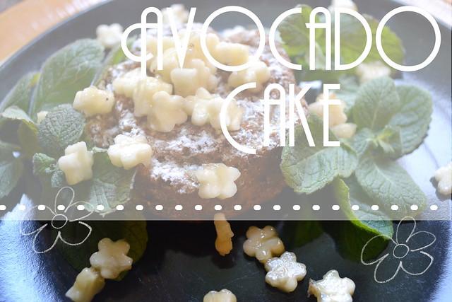 Avocado Cake Title