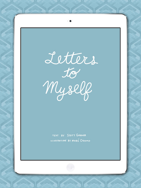 Letters to Myself: Cover