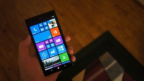 Nokia Lumia 1520   kaip telefonas, bet didesnis