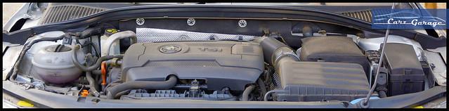 Skoda Octavia 1.8 TSI engine