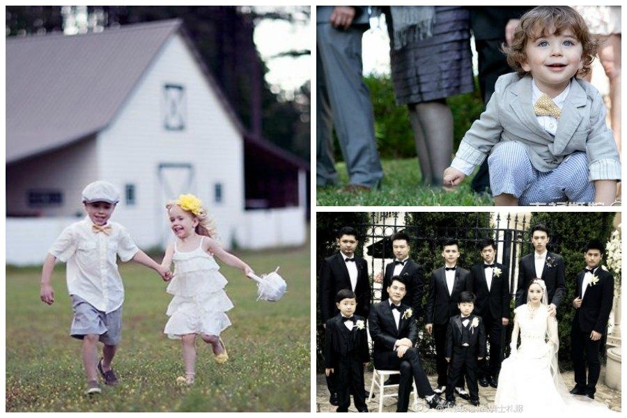 婚禮可愛小配角-花童篇