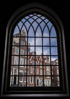 Amsterdam window