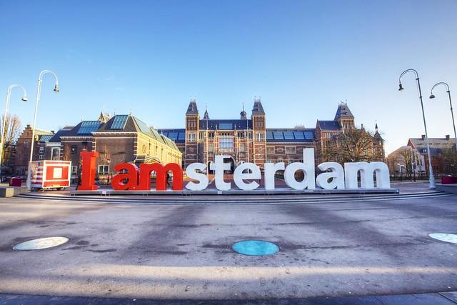 I AMSTERDAM : HDR