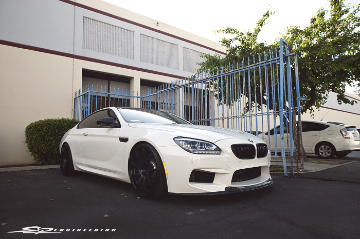 Alex's M6 Competition Package // BC Forged | Arkym