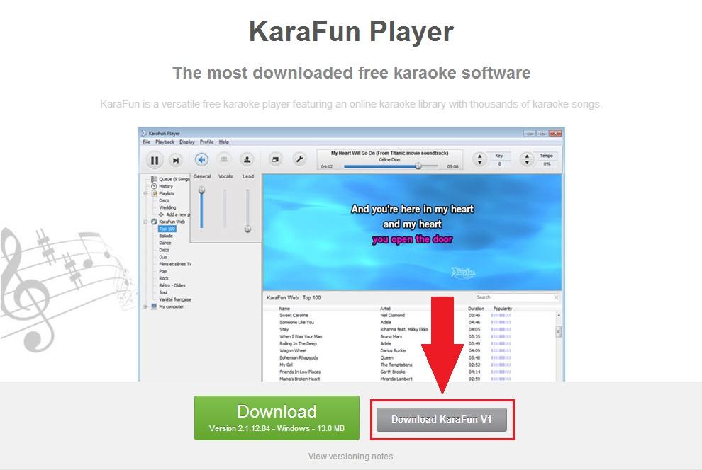 download karafun karaoke player full version