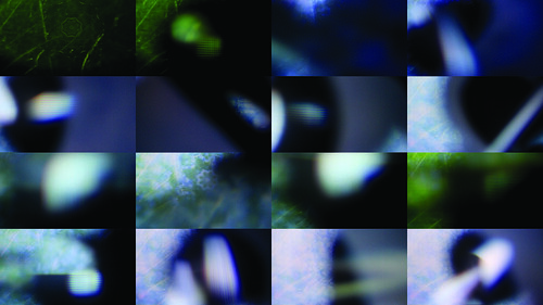 Field Kaleidoscope Cataracts Re-Projection [Stills]