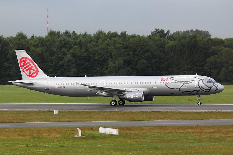 Niki - A321 - OE-LEZ (1)