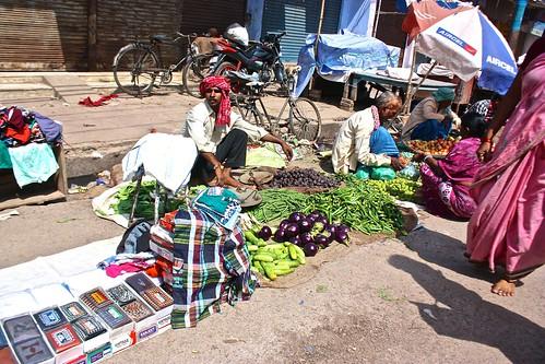 Streets of Varanasi
