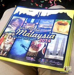 Holiday Packages Brochure