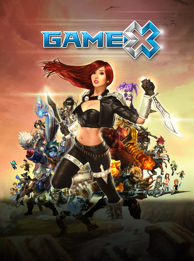 GAMEX POSTER