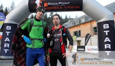 Na Horské výzvě v Koutech překvapivě zvítězili Strelka a Krajíček