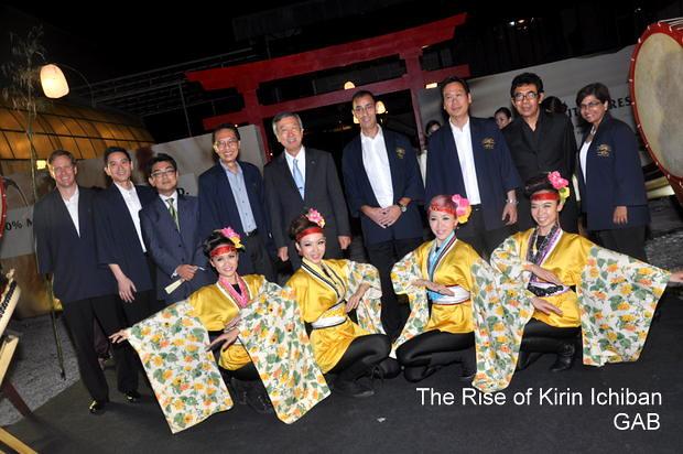 The Rise of Kirin Ichiban GAB 2
