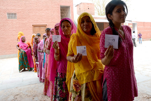India: Bikaner in biggest phase of Lok Sabha election