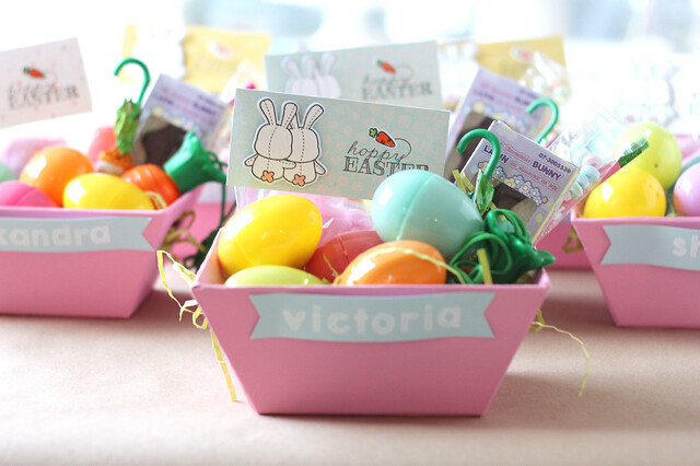 bunny party favors
